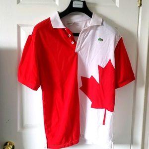Lacoste x Canada Polo
